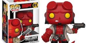 Hellboy Funko POP Comics