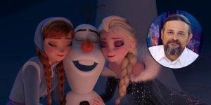 Alessandro Jacomini Frozen Le Avventure di Olaf
