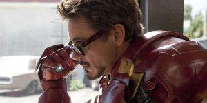 Tony Stark Iron Man Avengers