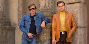 once upon a time in hollywood banner