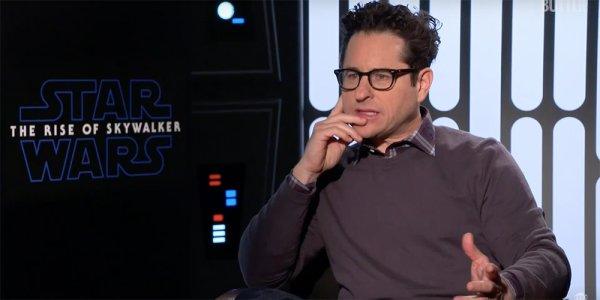 JJ Abrams Ultimi Jedi star wars