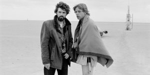 Mark Hamill George Lucas