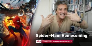 spider-man homecoming speciale