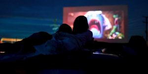 paramount drive-in cinema
