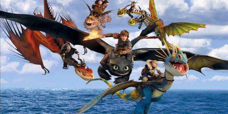 dragon trainer classi dei draghi