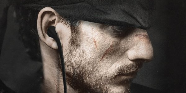Luca Marinelli Metal Gear Solid Snake