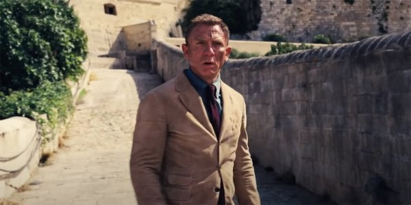 No Time to die Daniel Craig