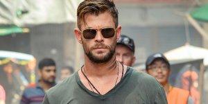 Tyler Rake Chris Hemsworth