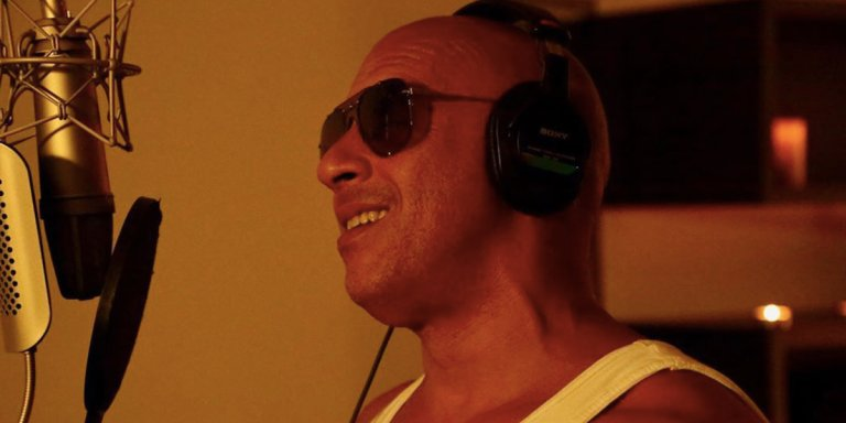 Vin Diesel Fast & Furious avatar