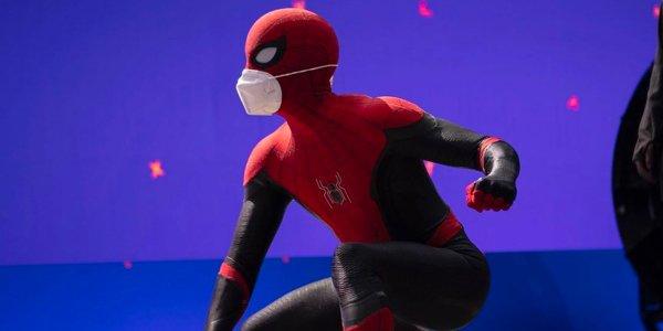 spider-man 3 tom holland