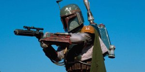Jeremy Bulloch Boba Fett Star Wars