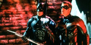 George Clooney Batman & Robin