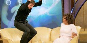 Leah Remini Tom Cruise