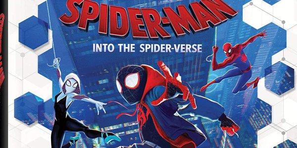 spider-man un nuovo universo 4K