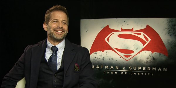 Zack Snyder Cut Marvel