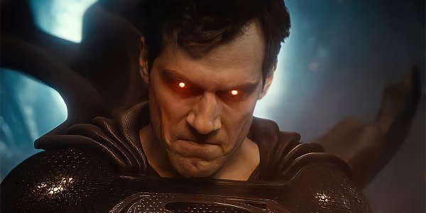 superman costume nero zack snyder cut