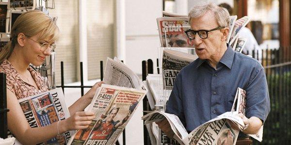 Woody Allen HBO Max