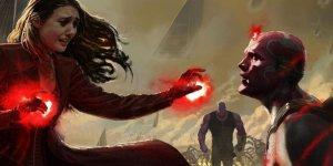 avengers infinity war wanda visione