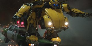Bumblebee Optimus Prime