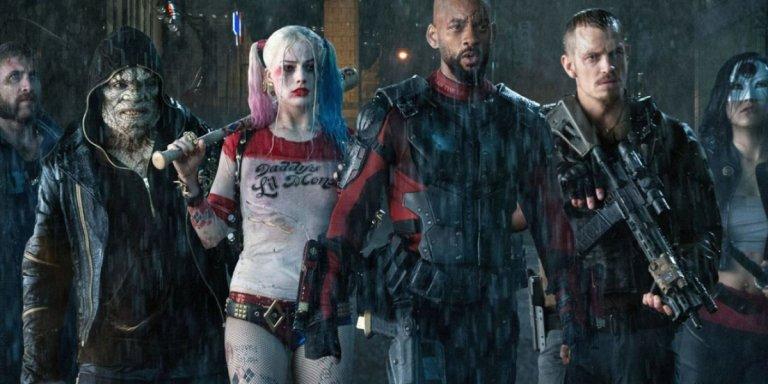 Director's cut Justice League Suicide Squad