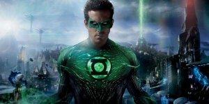 Ryan Reynolds Lanterna Verde