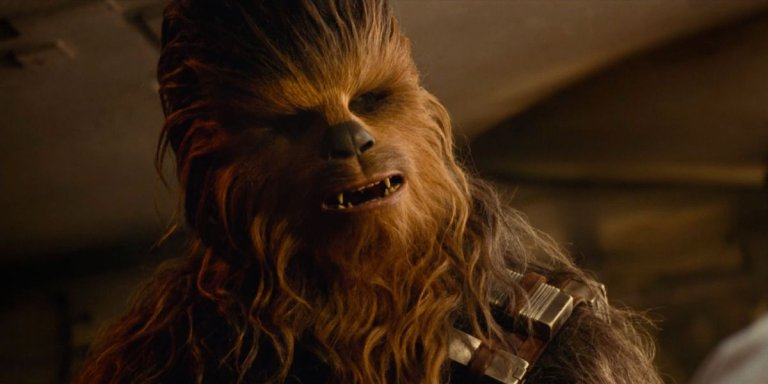 Star wars Ascesa di skywalker Chewbacca
