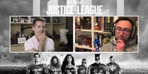 Zack Snyder's Justice League Intervista