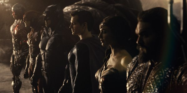 Chris Terrio Justice League