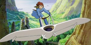 Nausicaä della Valle del vento Hayao Miyazaki
