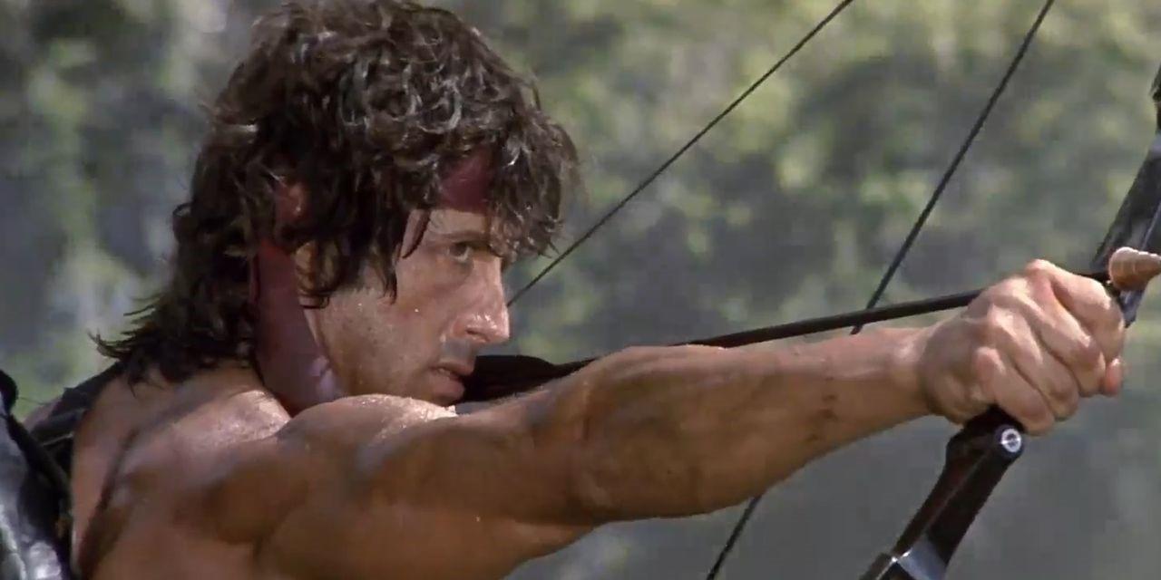 Rambo 2 Sly