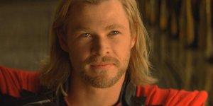 Thor sopracciglia