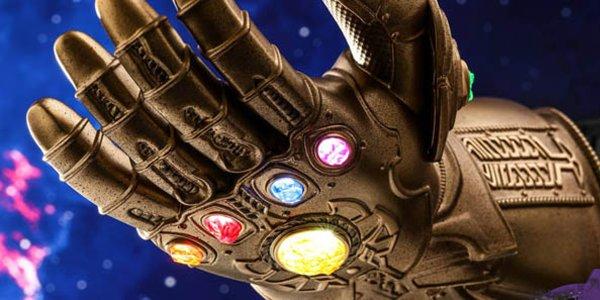 avengers guanto infinito