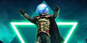 spider-man mysterio hot toys