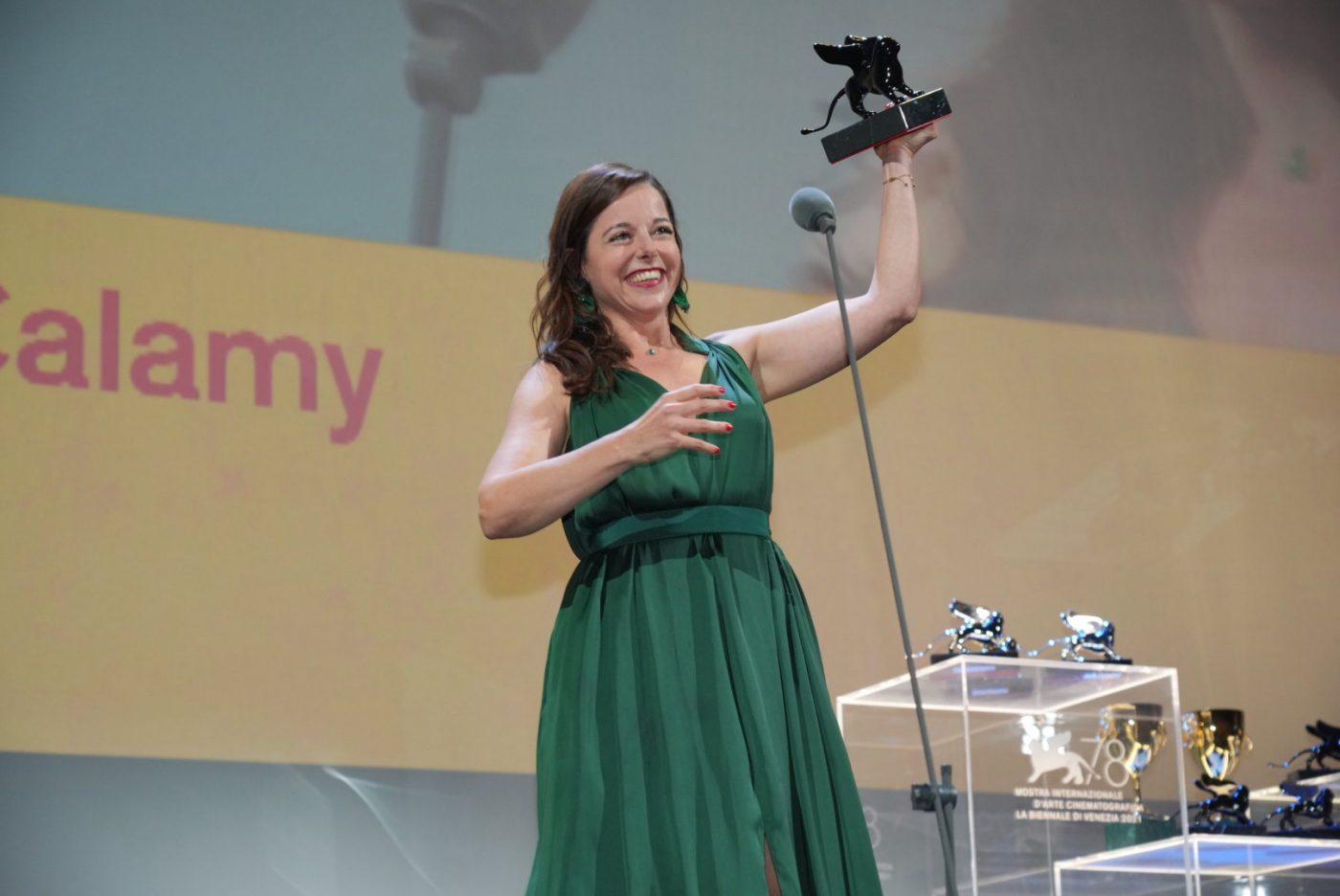 Laure Calamy miglior attrice per A Plein Temps
