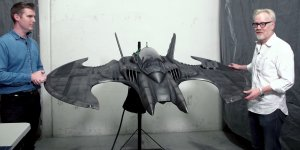 Batman Batwing