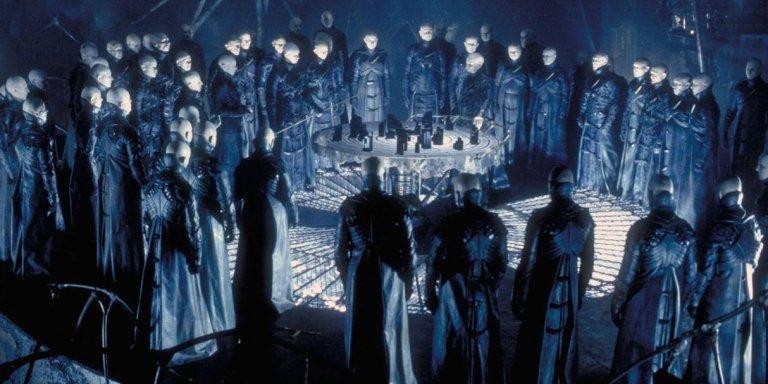 dark city matrix