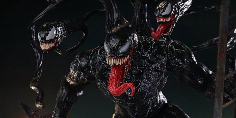 venom hot toys