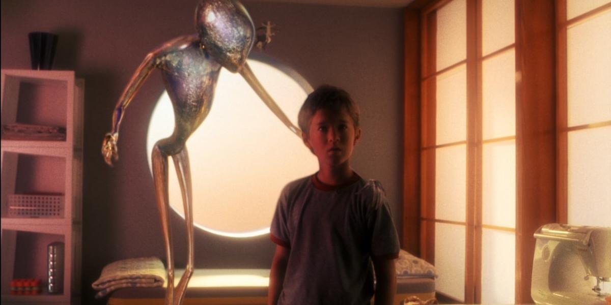 A.I. - Intelligenza artificiale Alieni
