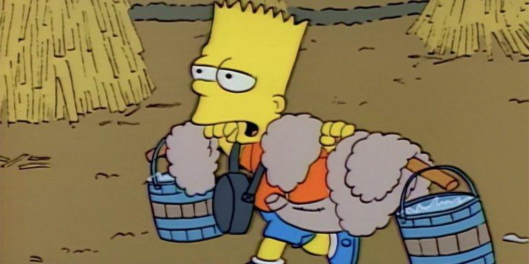 Bart Francia Simpson