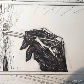Marc Silvestri per Batman
