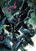 Detective Comics #935, copertina di Eddy Barrows