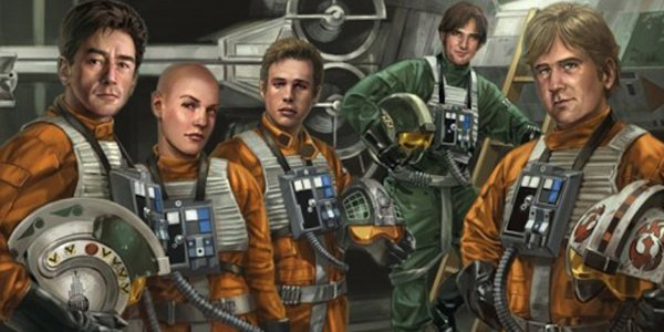 Star Wars Pilots