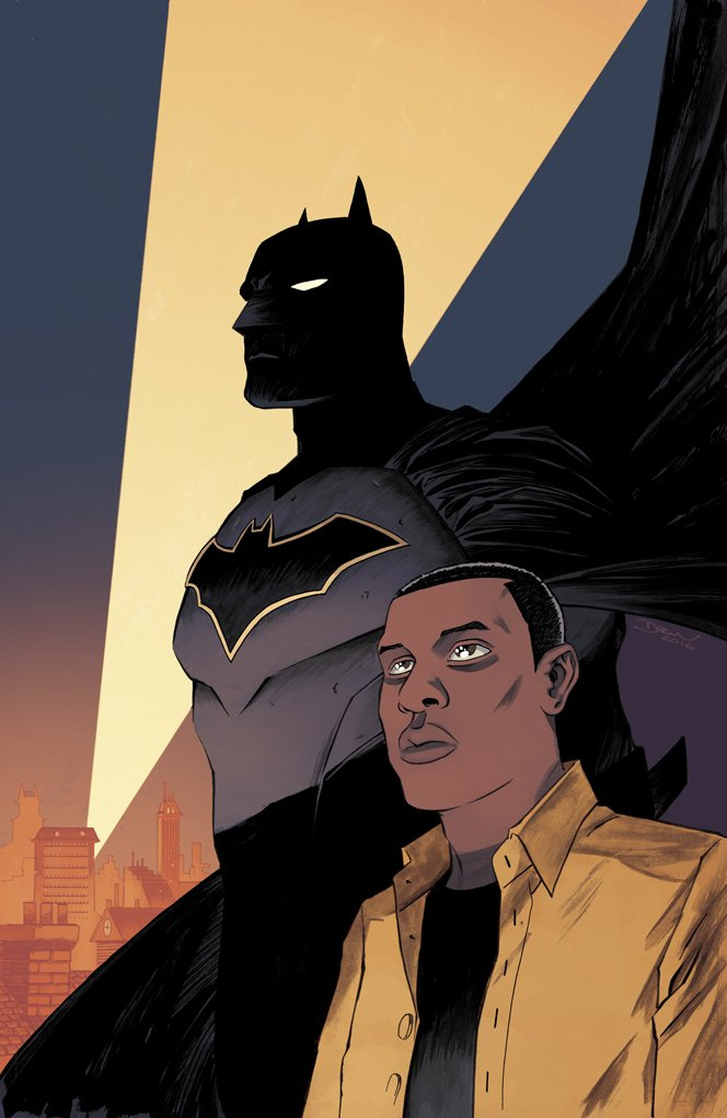 All Star Batman di Declan Shalvey