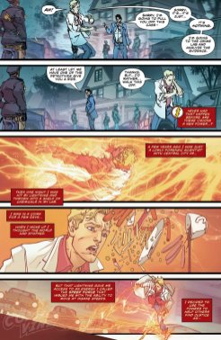 The Flash: Rebirth #1, anteprima 05