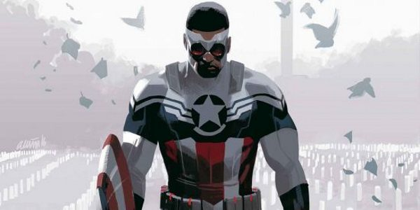 Captain America Sam Wilson #10