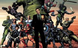 Marvel, Divided We Stand, immagine promo 01
