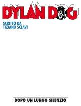 Dylan Dog 362: Dopo un lungo silenzio, copertina