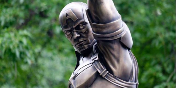 La statua di Cap