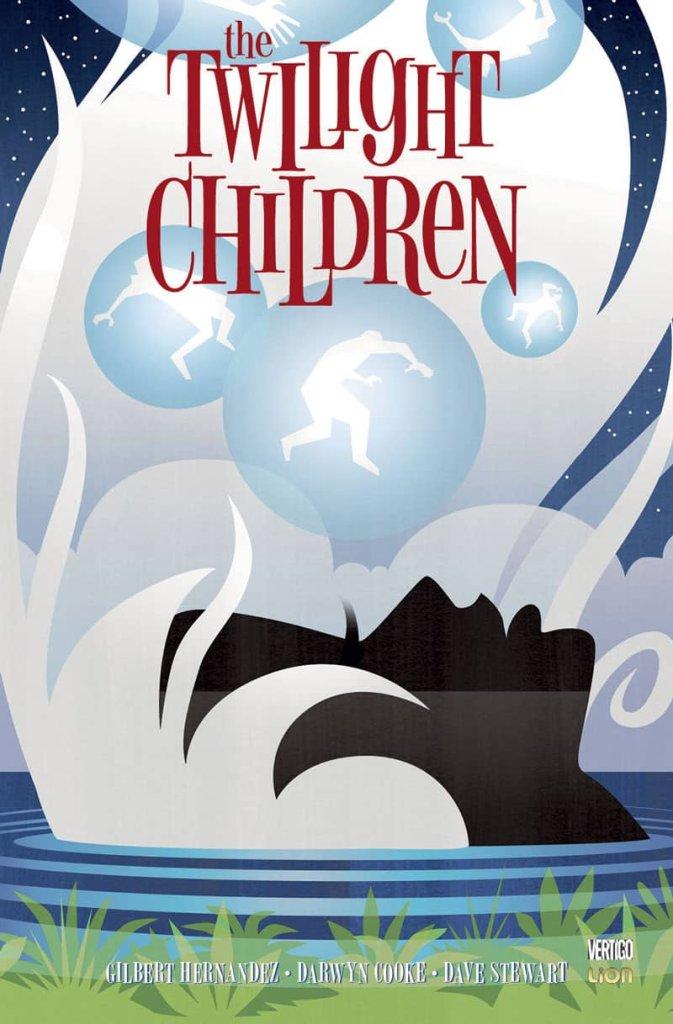 The Twilight Children, copertina di Darwyn Cooke