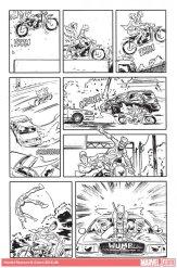 Rocket Raccoon & Groot #8, anteprima 08